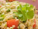 Кус кус салата със зеленчуци