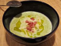Зеленчукова супа с карфиол и броколи