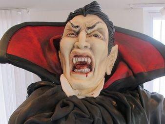 Най-извратените торти за Хелоуин