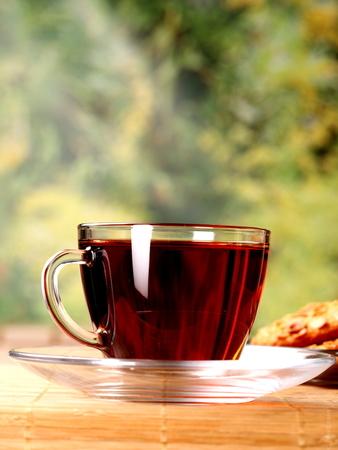 Билковият чай помага...