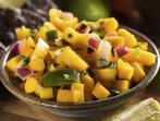 Салата от манго с подправки