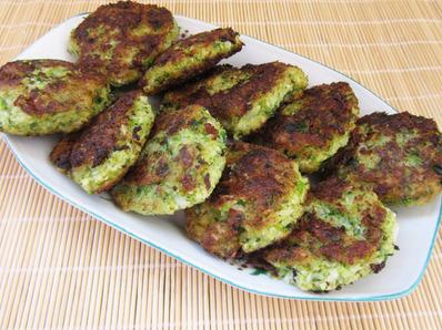Кюфтенца от броколи и карфиол