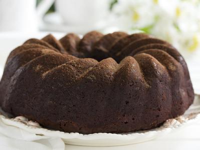 Прекалено шоколадов кейк