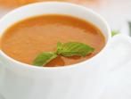 Крем супа с бяло вино