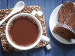 Течен шоколад със сухо мляко