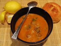 Гъбена супа (Светла)