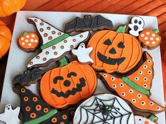 Няколко от най-симпатичните идеи за сладки за Хелоуин (снимки)