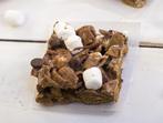 Десерт с бонбони маршмелоу