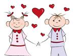 Свети Валентин - празник на любовта