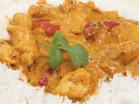 Тайландско пиле къри