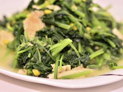 Бързи зеленчуци стър-фрай