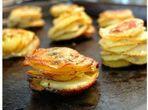 Най-вкусните хрупкави картофени хапки