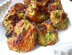 Здравословни кюфтета от броколи