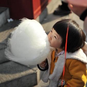 Магията на захарния памук