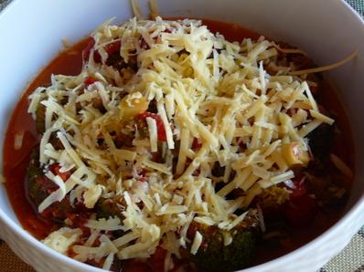 Супа с карфиол и броколи