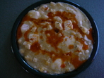Качамак с прясно сирене