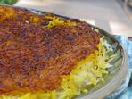 Хрупкав ориз по персийски