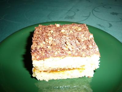 Десерт с готови блатове