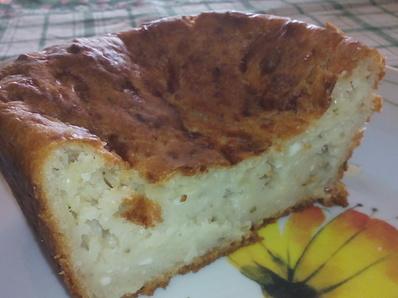 Солен кекс без яйца