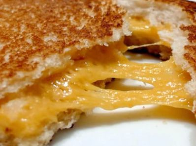 Запечен сандвич със сирене