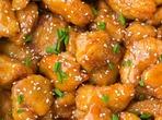 Сладко-кисело пилешко със сусам