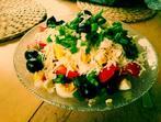 Мешана пролетна салата