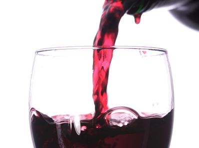 Сарми с черен дроб и червено вино