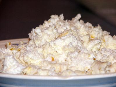 Млечен крем за мазане