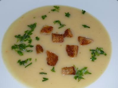 Супа от целина