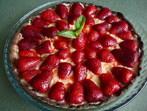 Тарта с ягоди Люба