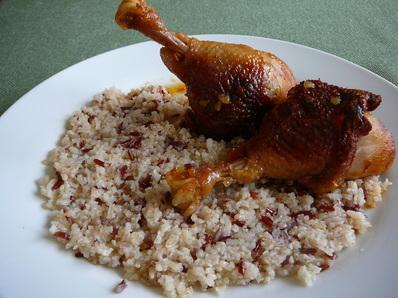 Пикантно пиле