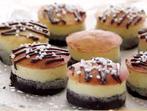 Маслени брауни мини кексчета