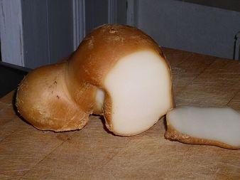 Скаморца - поредното италианско сирене