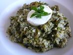 Зелен ориз