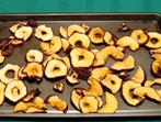Как да изсушим пресни плодове