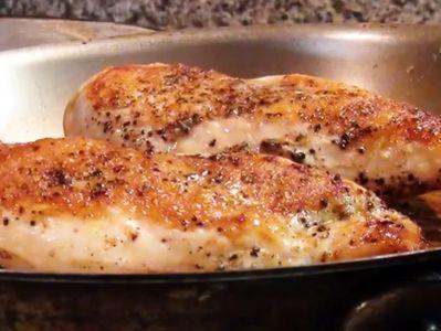 Най-лесното печено пиле