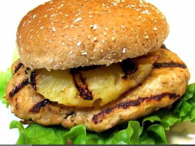 Терияки бургер