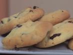 Бисквити със стафиди