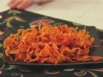 Чипс от моркови