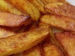 Как да пържим картофите...