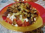 Ориенталска салата с патладжан