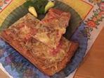 Здравословна пица-пърленка