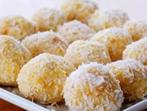 Кайсиево-кокосови бонбони