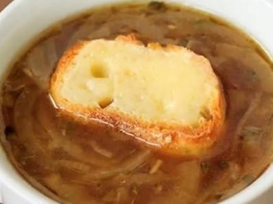 Френска супа в касерола