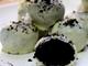 Бисквитени бонбони с бял шоколад