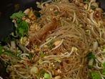 Тайландски оризови спагети