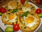 Лесни сандвичи с яйца