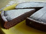 Какаов сладкиш с ванилия