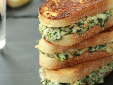 Уникални топли сандвичи