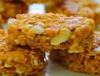 Царевични бисквити с фъстъчено масло (без печене)